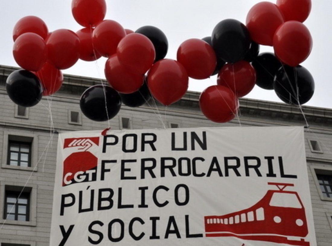 El próximo 23 de julio se reclama tren y ferrocarril público a la Junta de Andalucía