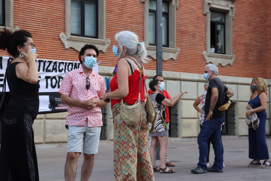 Concentraciones convocadas por la CGT el 30 de junio para exigir que esta nueva crisis no la paguen los colectivos más precarios y desfavorecidos - Imagen-10