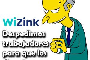 ERE-Wizink: La Dirección sólo mira por sus intereses personales. Chantaje y miseria