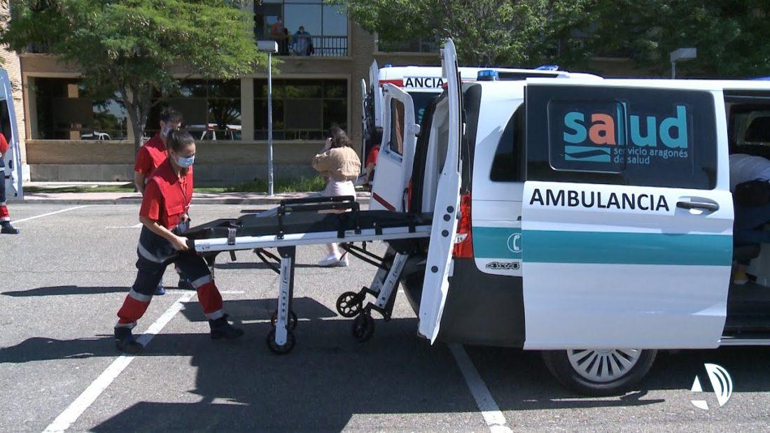 Contratiempos con la nueva empresa gestora del transporte sanitario no urgente de Huesca