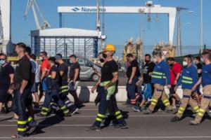 CGT y CTM convocan huelga general indefinida en el sector del Metal en Bahía de Cádiz–La Janda