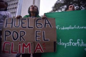 25 de septiembre, huelga mundial por el clima