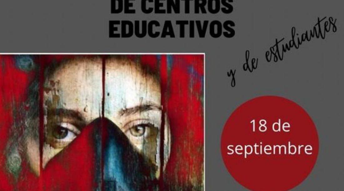 CGT Andalucía formaliza convocatoria de HUELGA GENERAL en todo el ámbito educativo no universitario para el 18 de septiembre