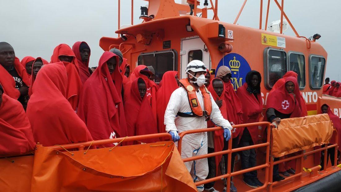 CGT denuncia la mala gestión del 'Mando Único' al frente de la coordinación del salvamento de vidas en la mar y la falta de interés del Gobierno español para evitar situaciones peligrosas para tripulantes y náufragos
