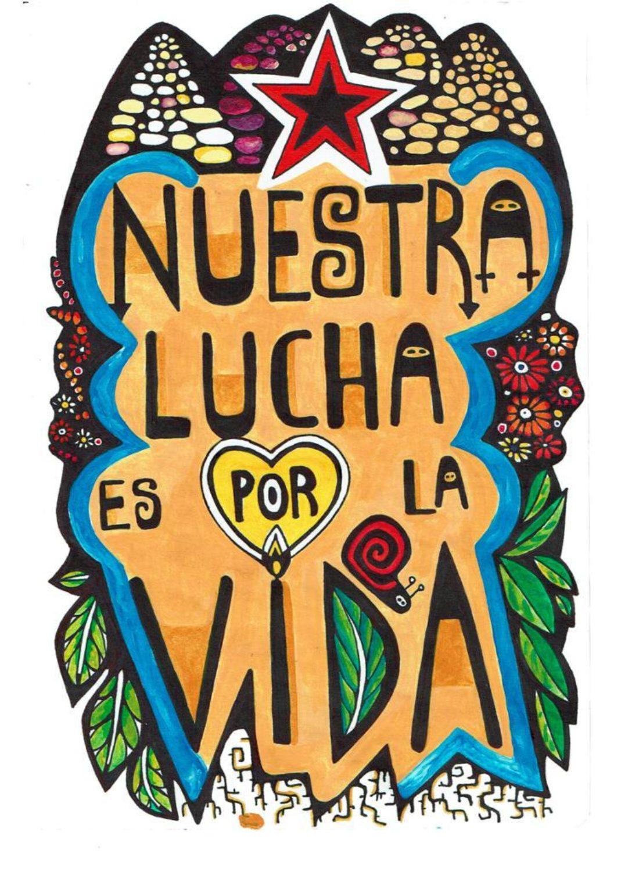 """Comunicado de Europa Zapatista por la Segunda Acción Global Contra la Guerra al EZLN, los Pueblos y la Vida, """"Samir Vive"""" entre el 16 y 20 de septiembre"""