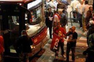 """CGT valora positivamente el seguimiento de los paros en EMT València y denuncia """"coacción"""" a mandos intermedios"""