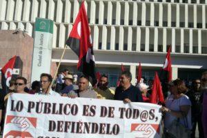 Convocada huelga en la limpieza de los colegios de Málaga