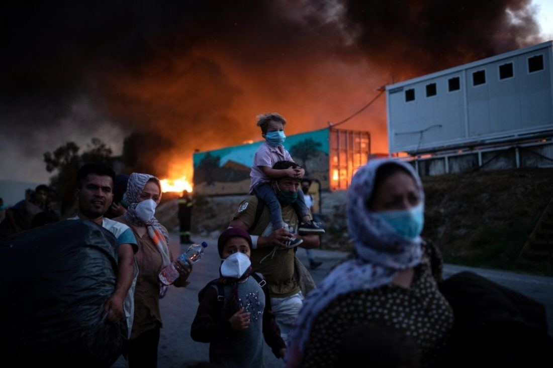 CGT exige al Gobierno de PSOE-UP un compromiso real del Estado español con las personas refugiadas y solicitantes de asilo