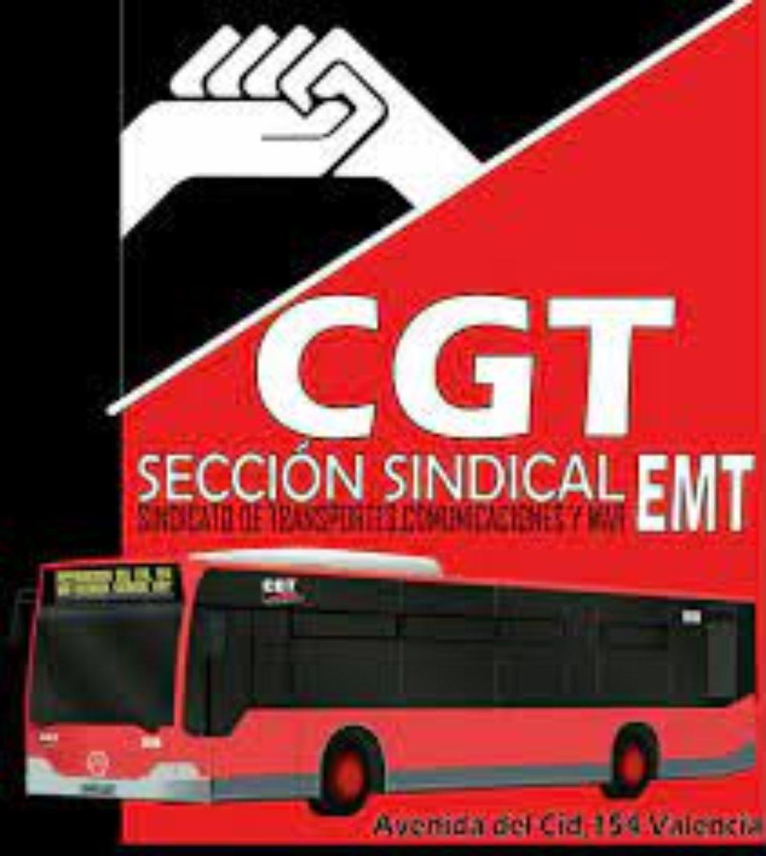 Paros en EMT-Valencia