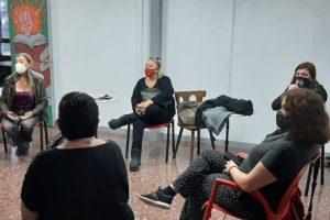La madriguera de Ananda se presenta en CGT València