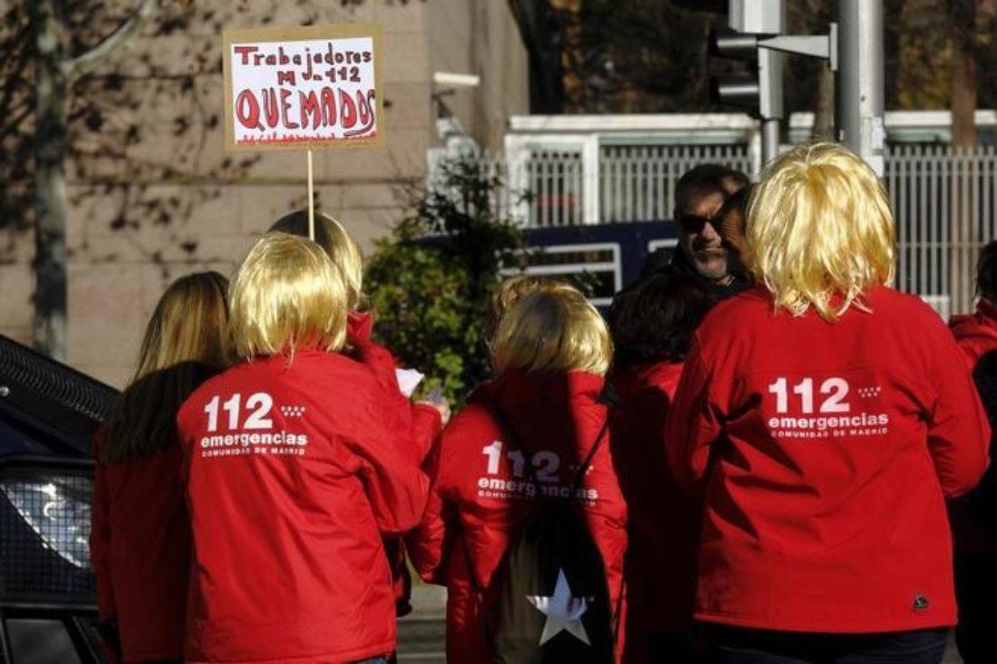 CGT convoca huelga en el servicio de emergencias 112 Andalucía