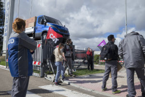 CGT convoca Asamblea de Trabajadores de IVECO Valladolid