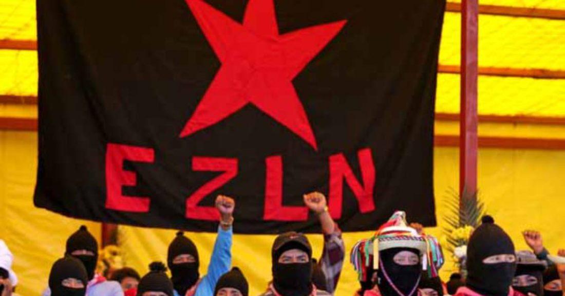 CGT ha manifestado su apoyo a la gira zapatista anunciada por el Comité Clandestino Revolucionario Indígena-Comandancia General del Ejército Zapatista de Liberación Nacional