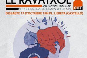 Presentación de la nueva publicación «El Ravatxol»