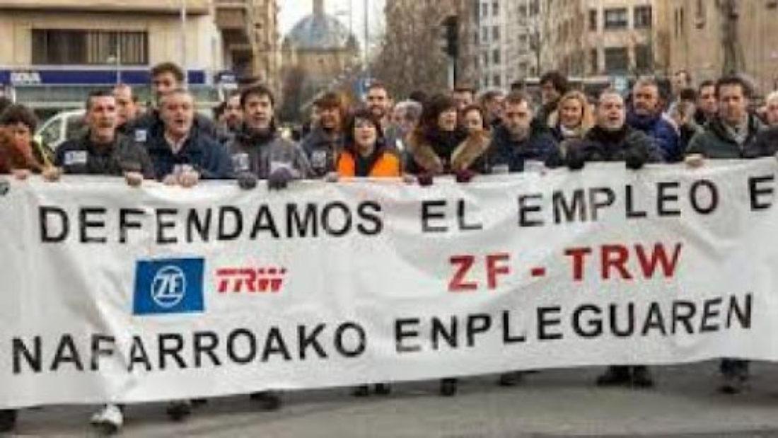 ZF-TRW: Del ERTE a las horas extras
