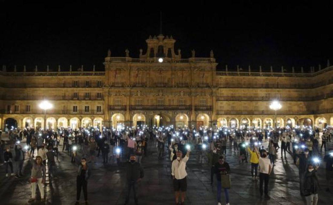 CGT Salamanca con la clase trabajadora de la Hostelería Salmantina