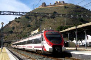 Más de cien trenes de cercanías suprimidos en la línea Málaga-Fuengirola durante octubre y veintidós en lo que va de noviembre y el 50% de los Málaga-Alora desde que terminó el primer estado de alarma