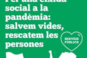 7-N: Concentraciones en València y Elx  por una salida social a la crisis de la pandemia de la COVID-19, por un trabajo digno para todas y todos y en apoyo a la Huelga General convocada por la CGT en la Comunidad de Madrid para el 11 de noviembre