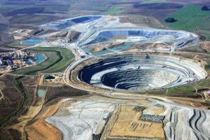 Futuro incierto para la minería sevillana