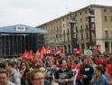 CGT satisfecha con la primera jornada de huelga en Extel