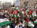 Contra la militarización del Sáhara, ¡referéndum ya!