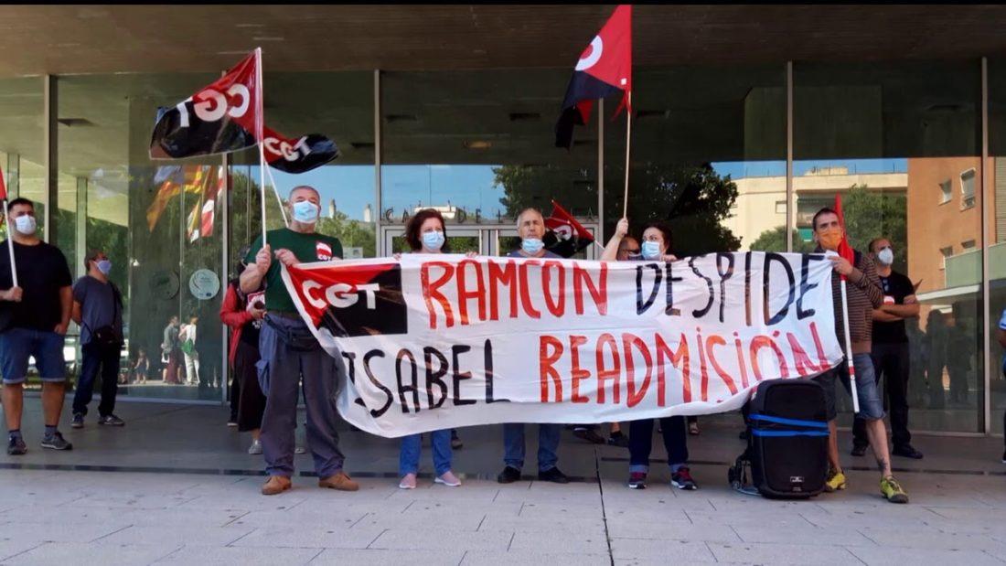 El Comité de Empresa de Ramcon convoca huelga indefinida a partir del 30 de noviembre ante la actitud autoritaria de la empresa