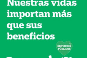 CGT apoya las movilizaciones convocadas en todo el Estado el 7 noviembre
