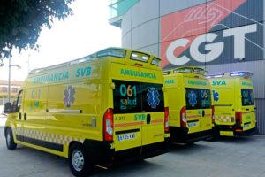 CGT denuncia situaciones de mobbing en el 061