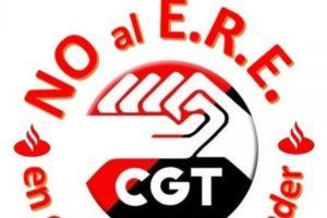 14-D: Concentración contra el ERE del Banco Santander