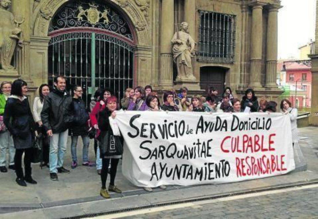 La privatización del Servicio de Atención a Domicilio (SAD)