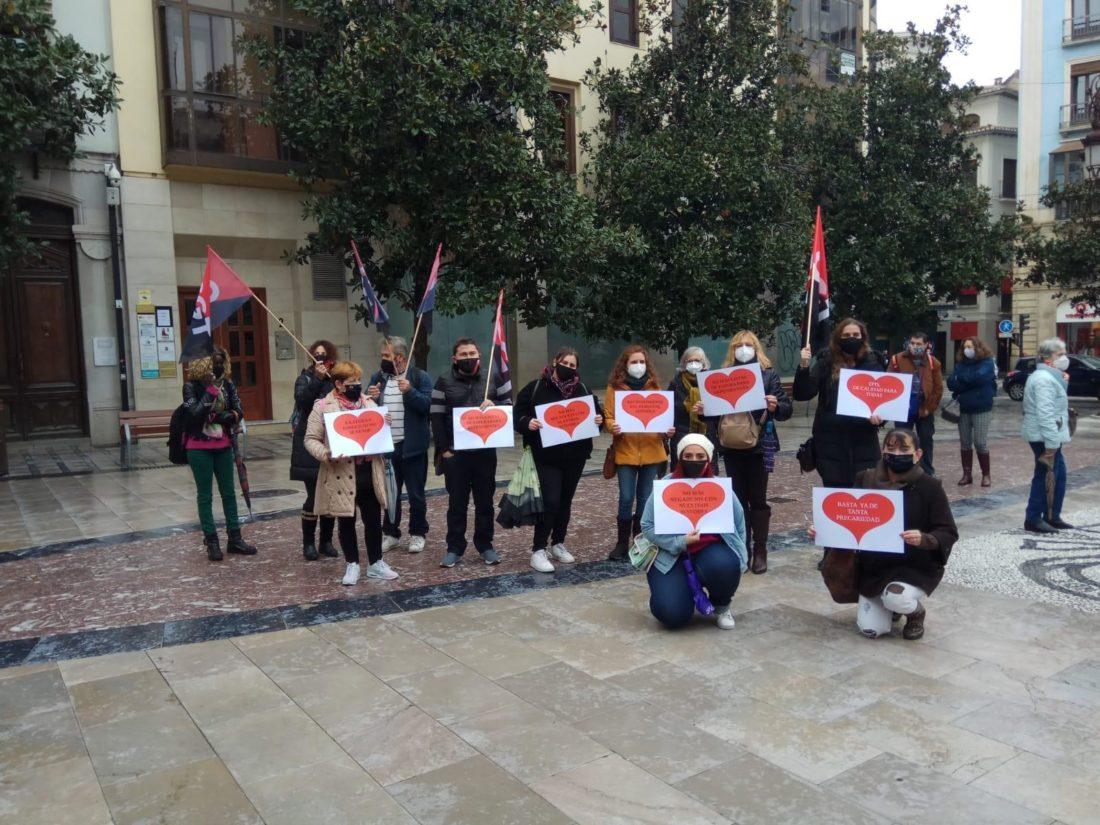 El sector de Ayuda a Domicilio en Andalucía convoca una nueva jornada de lucha para el 19 de diciembre