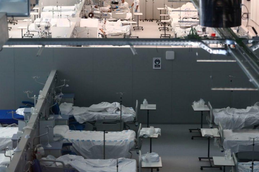 No a los traslados forzosos al Hospital Isabel Zendal