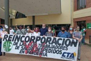 Parque de la Salud (Argentina): ¡No a los despidos!