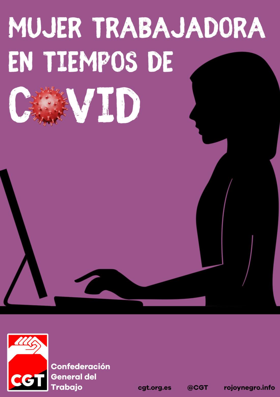 Guía: Mujer trabajadora en tiempos de Covid