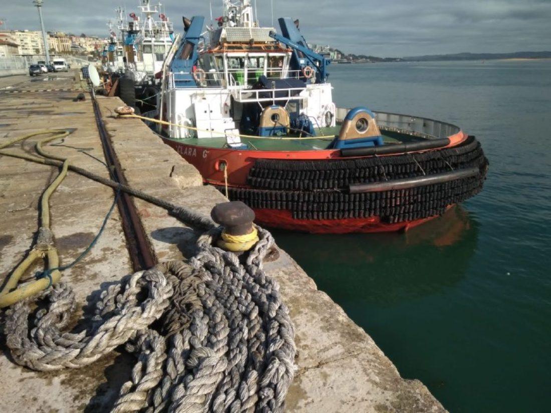 Remolques Unidos S.L. despide a dos trabajadores que estaban organizando elecciones sindicales en el Puerto de Santander