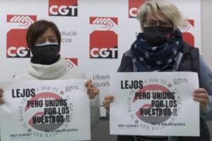 CGT arranca un buen acuerdo en las negociaciones con la empresa MST Expert y suspenden la huelga