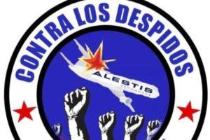 Contra los despidos en Alestis