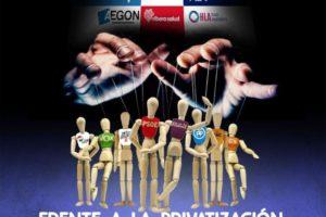27-F: Concentraciones por la Salud Pública en el País Valencià y Murcia
