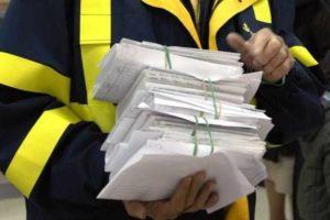 CGT-Correos Barcelona: Inspecció de Treball admite la denuncia sobre el voto por correo