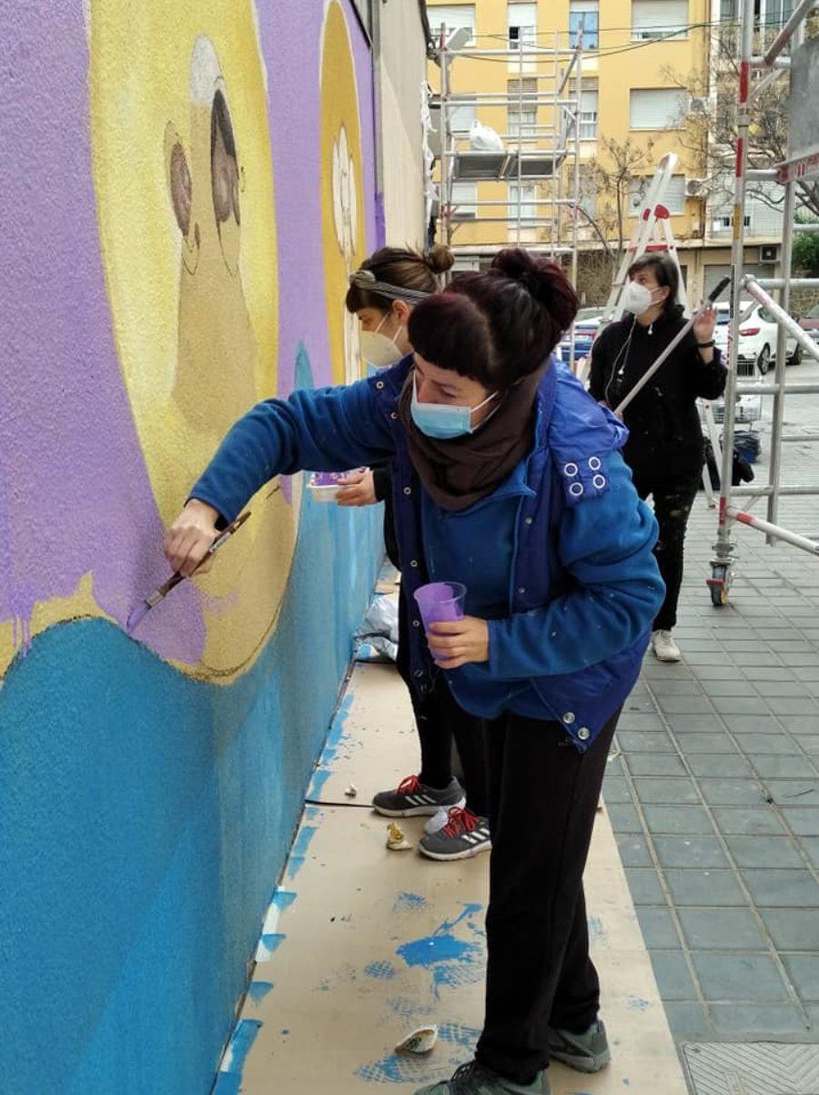 [Fotos] 8-M: Día Internacional de la Mujer Trabajadora - Imagen-16