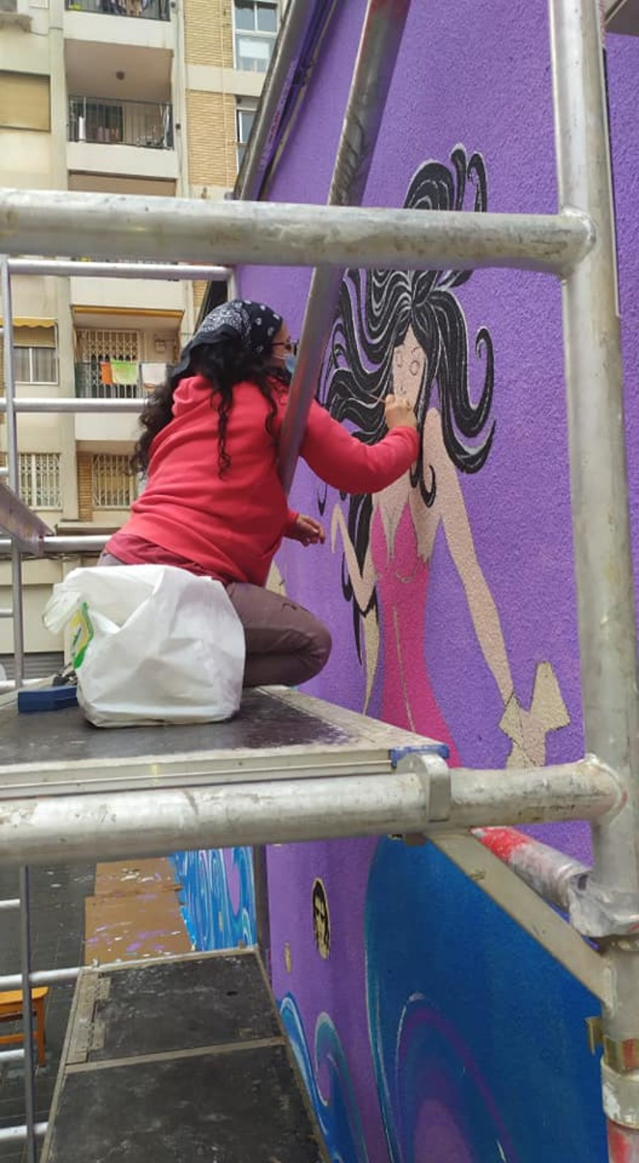 [Fotos] 8-M: Día Internacional de la Mujer Trabajadora - Imagen-19