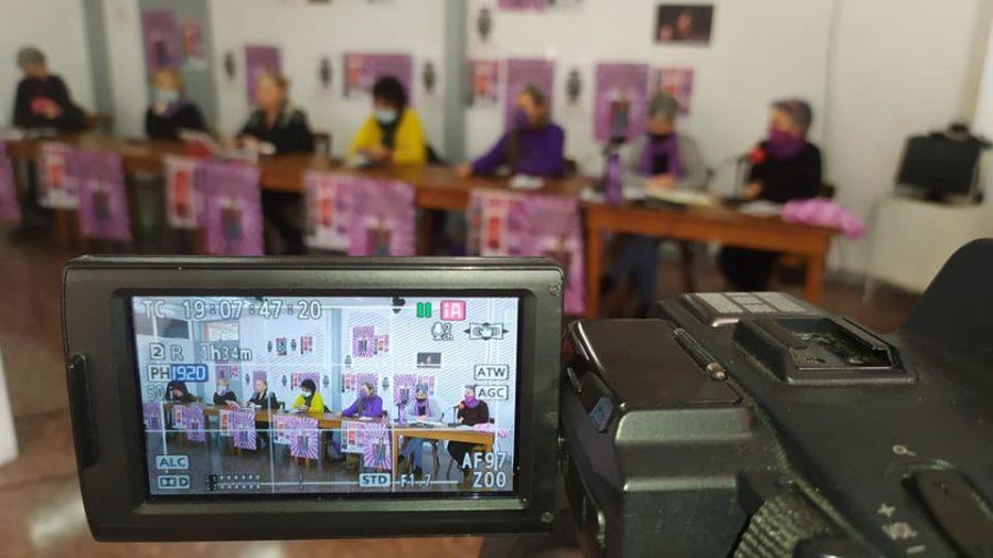 [Fotos] 8-M: Día Internacional de la Mujer Trabajadora - Imagen-23