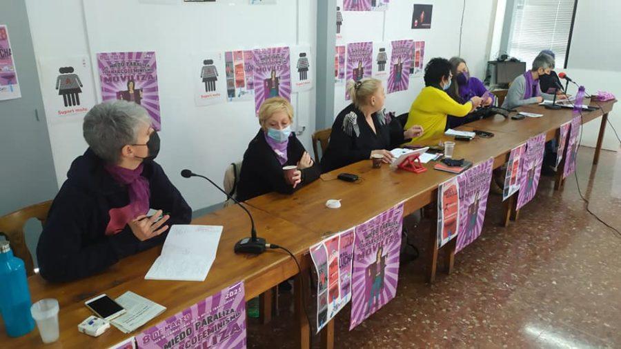 [Fotos] 8-M: Día Internacional de la Mujer Trabajadora - Imagen-24