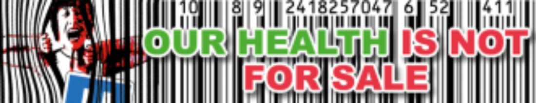 7 de abril : Día Mundial (de Lucha) por la Salud