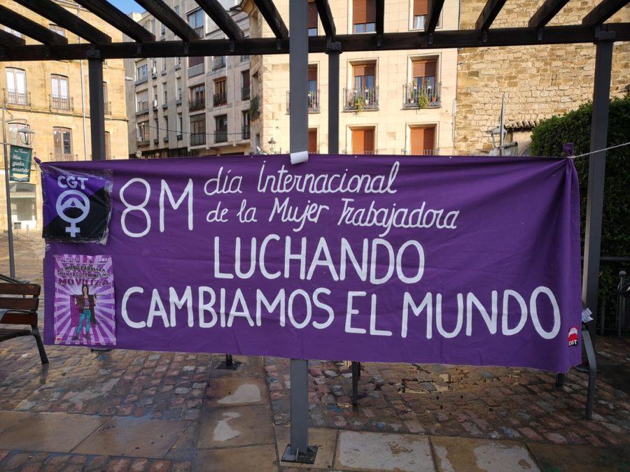 [Fotos] 8-M: Día Internacional de la Mujer Trabajadora - Imagen-2