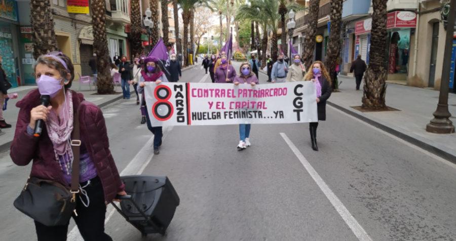 [Fotos] 8-M: Día Internacional de la Mujer Trabajadora - Imagen-14