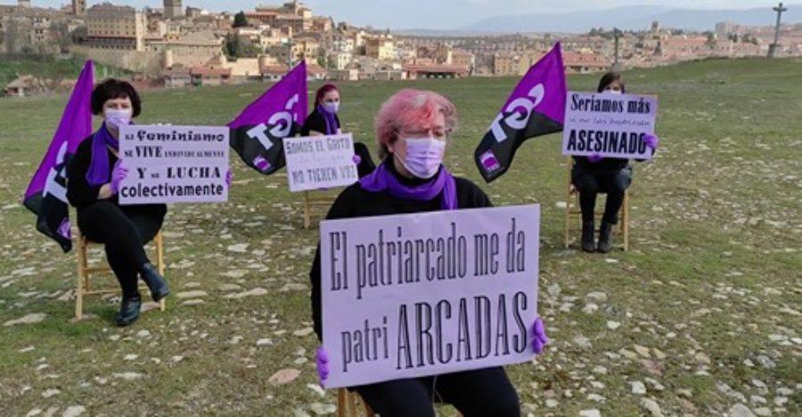 [Fotos] 8-M: Día Internacional de la Mujer Trabajadora - Imagen-26