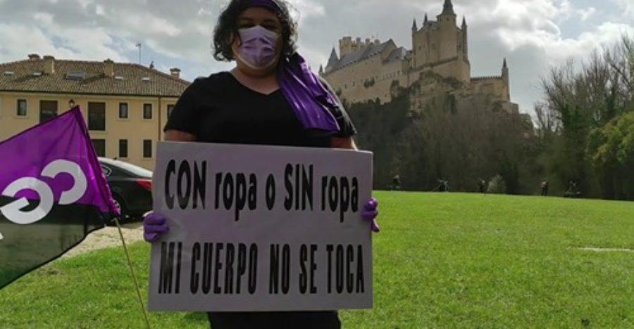 [Fotos] 8-M: Día Internacional de la Mujer Trabajadora - Imagen-29