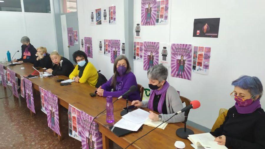 [Fotos] 8-M: Día Internacional de la Mujer Trabajadora - Imagen-25