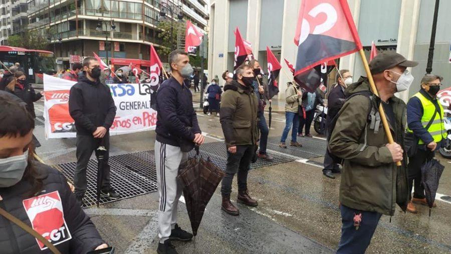 Concentraciones por la derogación de las Reformas Laborales - Imagen-15